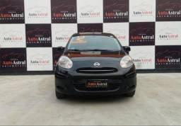 Nissan March  1.6 16V S (Flex) FLEX MANUAL