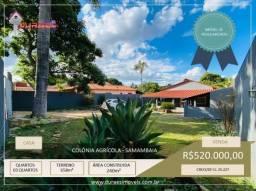 Casa para Venda em RA XXX Vicente Pires, Vicente Pires, 3 dormitórios, 1 suíte, 2 banheiro