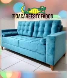 Título do anúncio: Promoção sofá retrô direto da fábrica apenas 800 reais