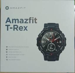 Título do anúncio: Vendo Relógio Amazfit T-Rex ORIGINAL