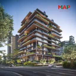 Apartamento à venda com 4 dormitórios em Bigorrilho, Curitiba cod:MAP1895
