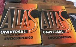 2 livros de anatomia humana enciclopédico