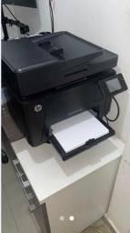 Título do anúncio: Impressora Hp - M177 Multifunctional Hp Color Laserjet Pro