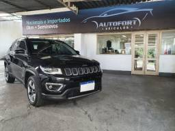 Jeep Compass Limited 2.0 !!! Vistoriado 2020 !!! - Garantia de Fabrica