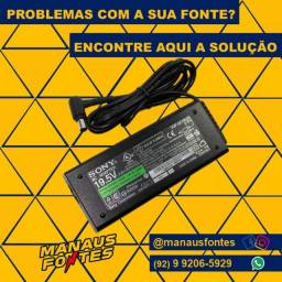 Título do anúncio: Fonte de Energia Sony Vaio Grosso