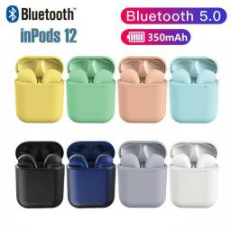 Inpods 12 - Fone de ouvido TWS Bluetooth 5.0