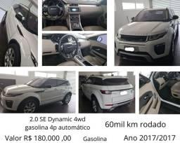 Título do anúncio: Range Rover 2.0 SE Dynamic 4wd