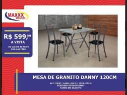 PROMOÇÃO de mesas de 4 e 6 cadeiras Los Angelees