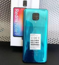 Redmi Note 9 Pro 128Gb-6Gb de ram Verde tropical - Lacrado + garantia