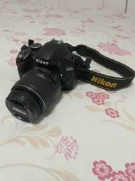 Nikon D3200 Muito nova