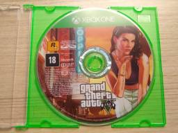 Gta Grand Theft Auto V Standard Edition Físico Xbox One