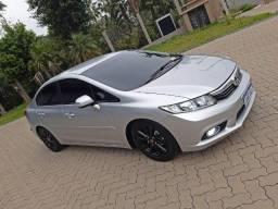 Título do anúncio: Honda Civic LXR 2.0 CVT completo de tudo / Molas Macaulay / revisado / Zerado /  2014