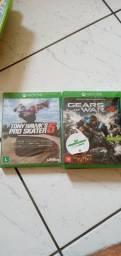 Jogos lacrados Xbox One