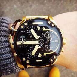 Relógio de Luxo Importado Masculino Quartz Lançamento 2021 - Salvador - Bahia