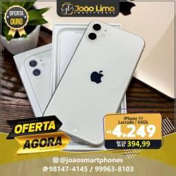 IPHONE 11, 64GB, LACRADO, OFERTAAAAAA