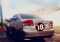 Vendo Civic 1.7 Automático