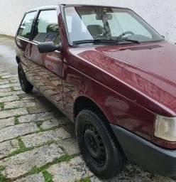 Título do anúncio: Baixo KM! Fiat Uno Mille EX 1998 1.0