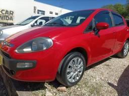 Título do anúncio: Fiat Punto 2014 1,4 completo attractive