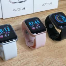 Relógio Smartwatch Y68 D20 IWO PRO 2021
