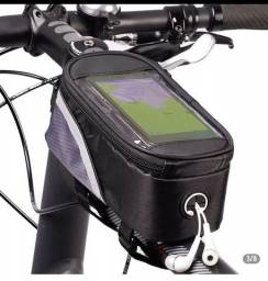 Suport para bike ( celular ou objetos ) leia o anuncio !