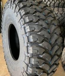 Título do anúncio: 4 Pneus 35X12.50R15 Comforser CF3000 Mud M/T Troller Jipe Silverado F1000