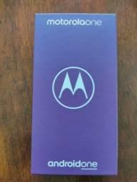 Título do anúncio: Motorola One em perfeita condição