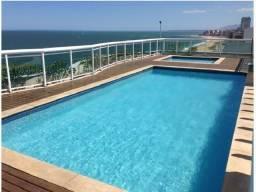 Ótimo apartamento de frete a Praia em Macaé.