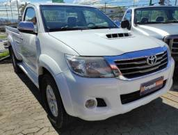 Hilux SRV 3.0 4x4 Diesel Cabine Simples 2008 Completo  -  Raridade