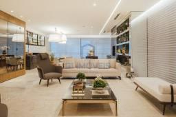 Apartamento na planta com 3 quartos,220m²  Resid. Legend Praça do Sol em Setor Oeste