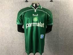 Camisa Retrô Palmeiras 1999 Home