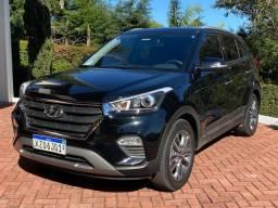 Hyundai Creta 2.0 prestige 18/18 única dona - particular