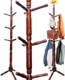 Título do anúncio: Cabideiro de madeira (9 ganchos )