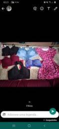 Vendo roupas novas e roupas concervadas
