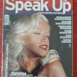 Speak Up 243, Chistina Aguillera, sexy superstar on Cd
