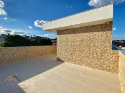 Cobertura com 3 quartos com suíte à venda, 119 m² por R$ 450.000 - Santa Mônica - Belo Hor