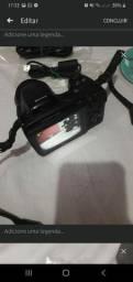 Câmera Nikon semi profissional L810
