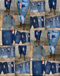 Título do anúncio: Bermudas jeans atacado e varejo