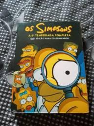 Coleçao Série Simpsons