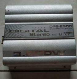 Modulo Amp digital Dps 2900 2 canais 36000w