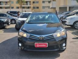 Toyota Corolla 1.8 Flex/GNV. C/Entrada+60x990 Fixas
