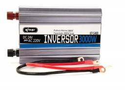 Inversor Tensão Veicular Knup 3000w Transforma 24v Em 220v