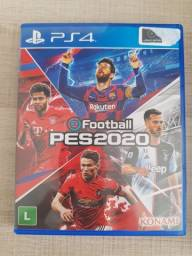 Título do anúncio: Vendo jogo PS4 PES EFOOTBALL PRO EVOLUTION SOCCER CALL OF DUTY WWII COD