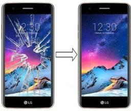 Frontal Touch Display LG K8 - K8 Plus - K10 - K22 - K40 - K40S