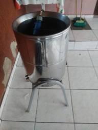 Título do anúncio: Fritadeira skymsem 18  litros 5000w
