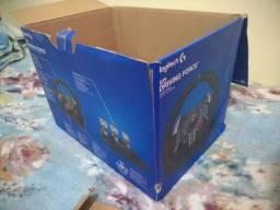 Título do anúncio: Caixa volante g29 PS4