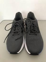 Título do anúncio: Vende-se Tênis Adidas Modelo Responce Super Boost Masculino-Cinza+Laranja