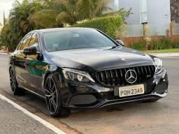 Título do anúncio: Mercedes c180 kit AMG