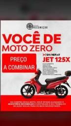 Título do anúncio: Vende- se moto 0km