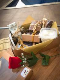 Título do anúncio: Cesta chocolate Cesta café da manhã Presente