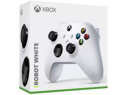 Controle Xbox Series S/X - Robot White | Lacrado com garantia
